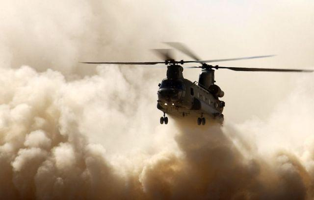 Helicóptero da Otan foi alvo de armadilha taleban no Afeganistão