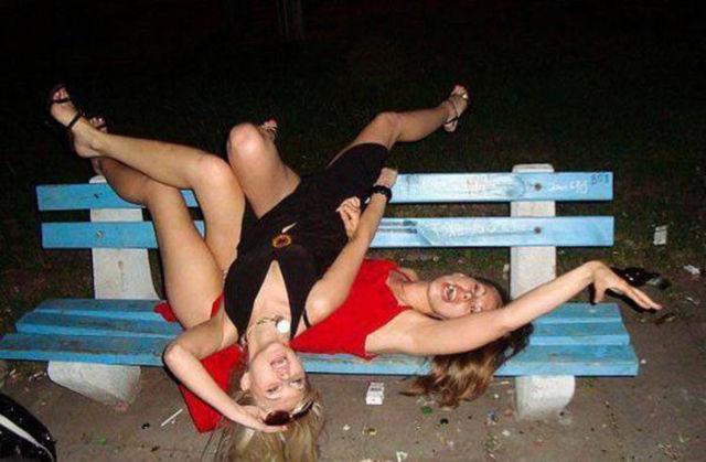 Интимфото пьяных женщин
