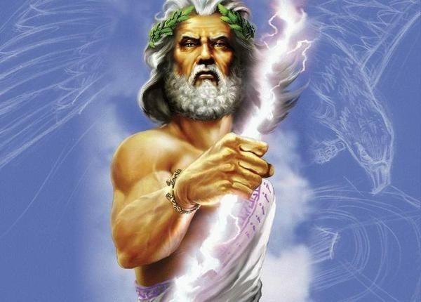 Лицо Бога в различных религиях.