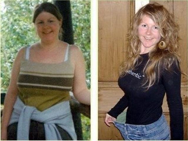 ну как похудеть