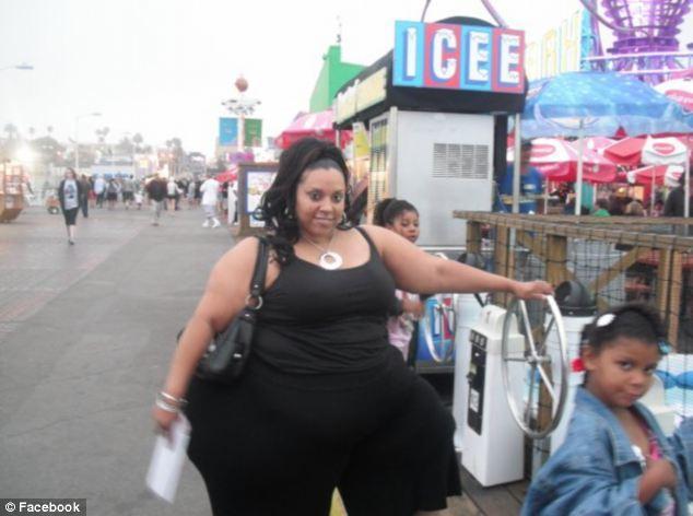 Фото самых больших женщин мира