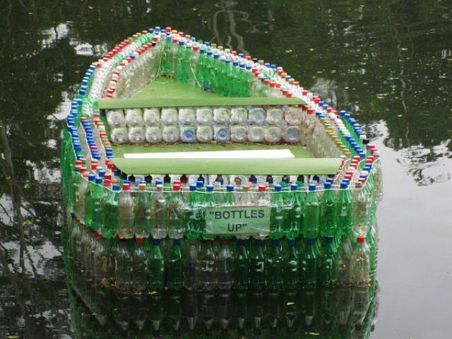 Как сделать ёлку из пластиковой бутылБеседка из
