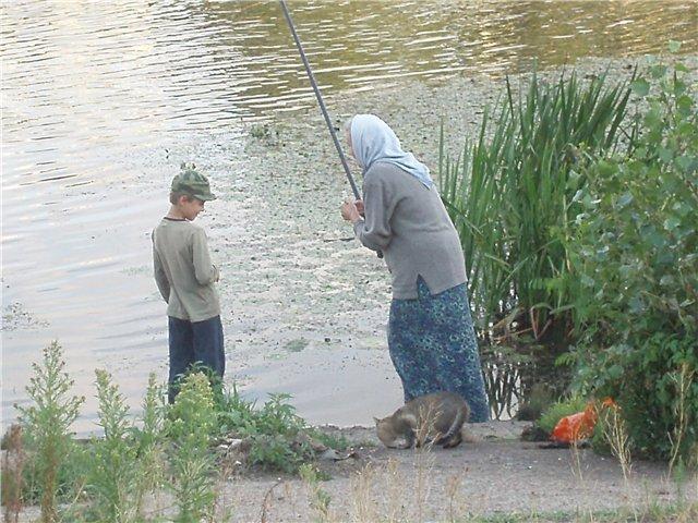 шестнадцать мальчишек собрались на рыбалку известно