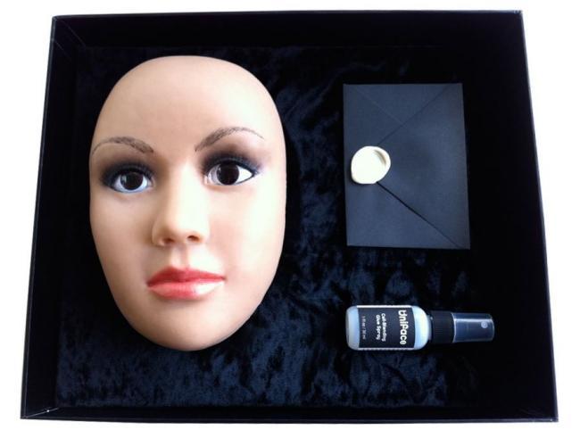 Накладные маски для лица