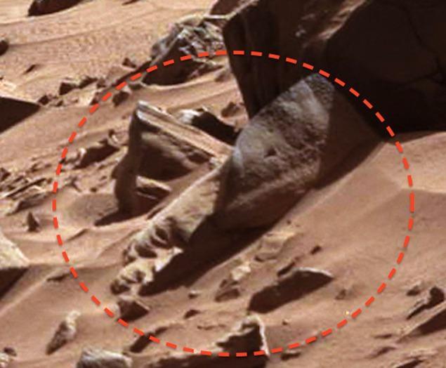 Было бы желание, а марсиане всегда найдутся.