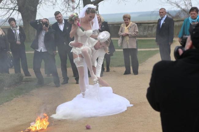 Как сделать запоминающуюся свадьбу
