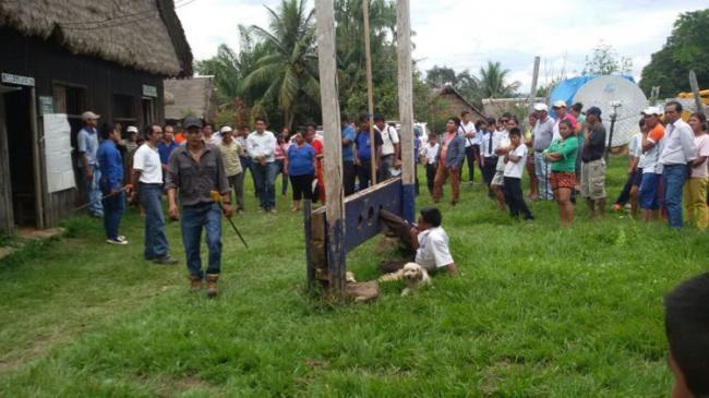 Социальная справедливость по Боливийски.