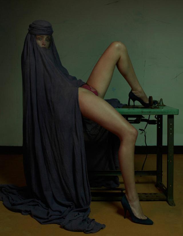 Arab Girls In Hijab Niqab